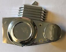 43CC 49CC 50CC CHOPPER SCOOTER,POCKET BIKE ENGINE SIDE COVER CVT CHROME LIGHT