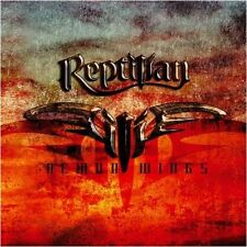 Reptilian-Demon Wings CD