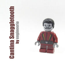 LEGO Custom - Snaggletooth version 1 - Star Wars minifigures cantina