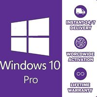 Windows 10 Prooran 32/64 Bit Product Key License Koran MS Win 10 Instant