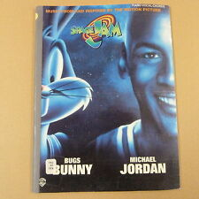 songbook SPACE JAM music from + inspired bye motion picture, Bugs Bunny M Jordan