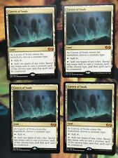 4x Cavern of Souls - NM - ENG - Ultimate Masters - Playset