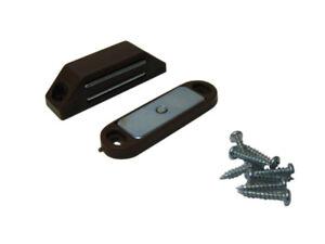 1000 Magnetschnäpper Magnetschnapper Magnet Schnapper Türmagnete Türmagnet braun