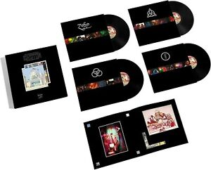 LP The Soundtrack From The Film The Song Remains The Same Bo - Box- Led Zeppelin