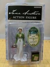 Jane Austen Action Figure Writing Desk & Quill Pen - Sealed 2005 Accoutrements