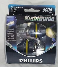 New Philips Nightguide Night Guide 9004 NGS2  12V  2 PACK