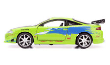 Jada 97609 - 1/32 BRIANS MITSUBISHI ECLIPSE FAST AND FURIOUS GREEN