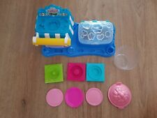 Play Doh Sweet Shoppe DOUBLE DESSERTS Playset Playdoh Shop Oven Bakery Tools