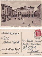 # CASALE MONFERRATO: PIAZZA CARLO ALBERTO    1936