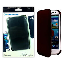 Marware C.E.O. Hybrid Authentic Leather Wallet Case for Samsung Galaxy S3