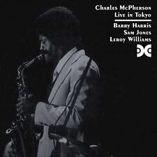 Charles McPherson - Live in Tokyo [New CD]