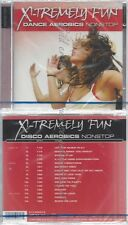 CD-NM-SEALED-VARIOUS -2008- -- X-TREMELY FUN-DANCE AEROBICS