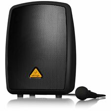 Europort MPA40BT All-In-One Portable Bluetooth Enabled PA System