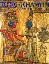 Boy Pharaoh Tutankhamun Tomb Treasure Gold Mask Selket Coffin Cloisonné Jewelry