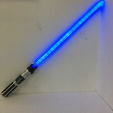 Hasbro 2010 C-2945A Star Wars Lightsaber Ultimate FX Red and Blue Color Changing
