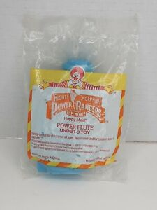 1995 Power Rangers The Movie McDonalds Toy Power Flute Sealed