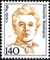 1432 postfrisch BRD Bund Deutschland Briefmarke Jahrgang 1989