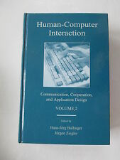 Human-Computer Interaction: Communication, Cooperation, and Application Design,