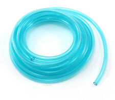 """☆ Helix Clear Blue Polyurethane Fuel Line • 1/4"""" (6mm) SOLD BY THE FOOT ☆"""