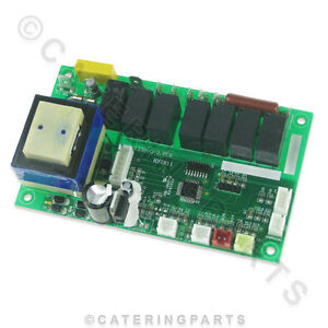 POLAR AA234 PCB T316 ZB20 ICE-MAKER MACHINE MAIN BOARD ZBL23V5.1-2140311 R134a