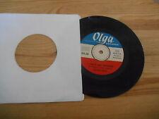 """7"""" Pop Hep Stars - I Natt Jag Drömde / Jag Vet OLGA REC ABBA disc only"""