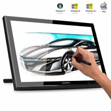 UK Huion GT-190 Pen Art Drawing Graphics Tablet Monitor Display 1440 x 900 19""