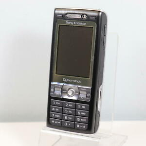 Sony Ericsson K800i Cyber-Shot Cell Phone ASIS - Fast Shipping!