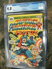 Captian America #197 30 cent price variant CGC 9.8 HIGHEST GRADED!