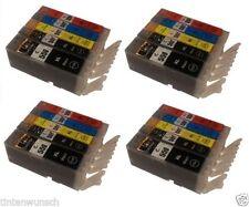 Cartouches d'encre cyan compatibles Canon pour imprimante