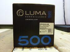 Luma Surveilance Bullet Analog Outdoor 1080p IR Camera LUM-500-BUL-A-WH