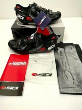 New SIDI Ergo 4 Carbon Composite Road Bike Cycling Shoes 40.5 US 7 Mens $399