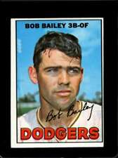 1967 TOPPS #32 BOB BAILEY EX DODGERS  *X01681