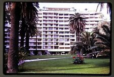 1971 France Cannes Grand Hotel Lot of 2 Kodachrome Slide