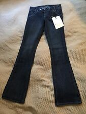 Morphine Generation Women's Denim Boot Cut Jeans size 26