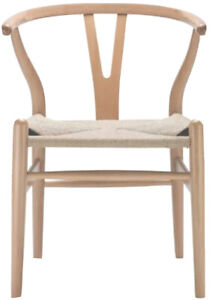 Poly and Bark Natural Weave Chair