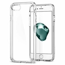 iPhone 8 /7 Case,Genuine SPIGEN Ultra Hybrid 2 Air Cushion Hard Cover for Apple