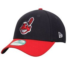 Cleveland Indians CAP MLB Baseball New Era Cap 9 Forty cappuccio chiusura in velcro