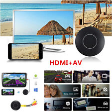 HDMI+AV RCA TV Car WiFi Display Dongle Receiver DLNA Airplay Miracast Mirroring