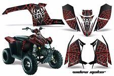 Polaris Scrambler 500 AMR Racing Graphic Kit Sticker ATV Quad Decals 10-13 CX R