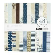 NEW Kaisercraft Nautical Paper Pad By Spotlight