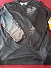 Thor Blackout Racing Jersey, Longsleeve, Size Medium