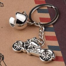 New 3D Sport Metal Crash Helmet Superbike Motorbike Motorcycle Keying Keychain