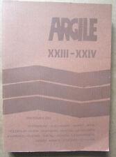 ARGILE XXIII-XXIV /MAEGHT 1981 /DOTREMONT ALECHINSKY APPEL NOIRET AUSTER CUEVAS