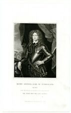 Henry Spencer, Earl Of Sunderland, Killed-in-Action English Civil War (8175)