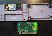 RARE Authentic Super Nintendo Game MEGA MAN X3 Tested Works Great VG Cond SNES