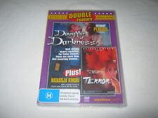 Daughter Of Darkness + Blind Terror - Brand New & Sealed - All Regions - DVD