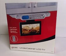 GPX Under Cabinet  LCD TV KL858S New In Open Box