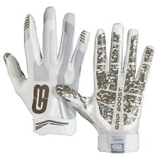Grip Boost Stealth Super Sticky Football Gloves Pro Elite Adult and Youth