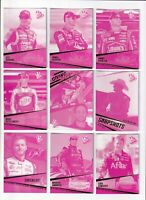 ^2014 Press Pass MAGENTA PROOF PARALLEL #13 Jeff Gordon BV$12.50!