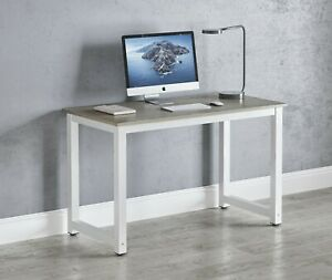 Computer Home Office Desk Corner Wooden Desktop Table PC Study Workstation